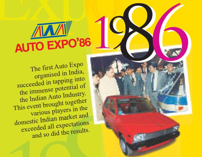 Auto Expo 1986