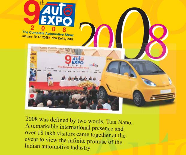 The Motor show auto expo 2008