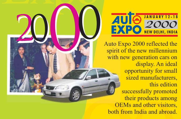 The auto expo 2000